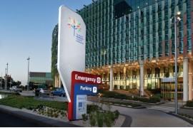 皇家儿童医院环境图形设计 国外医院标识标牌设计