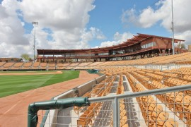 CAMELBACK RANCH 酒店导视标识标牌