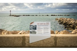 Geraldton Esplanade Interpretive Signs