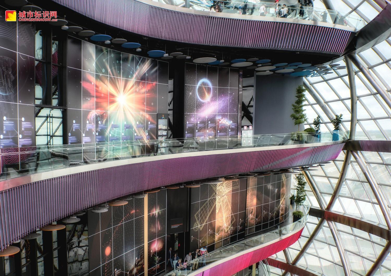 阿斯塔纳博览会导视系统设计©spaceagency