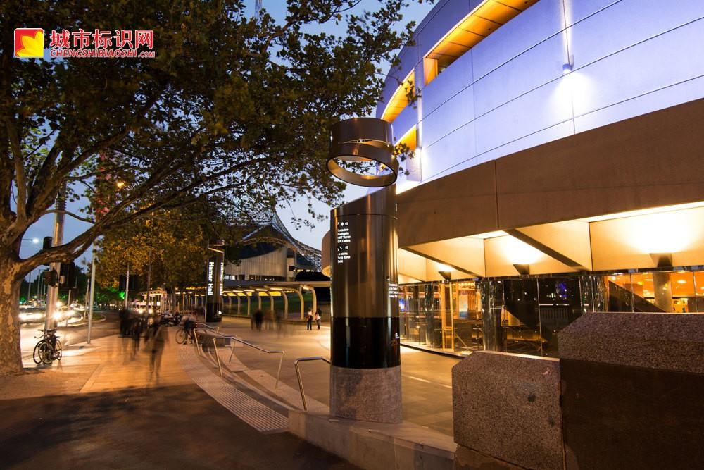 哈默音乐厅导视系统设计©idlab