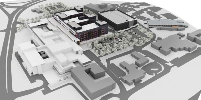 Blacktown & Mt Druitt 医院导视系统设计©idlab
