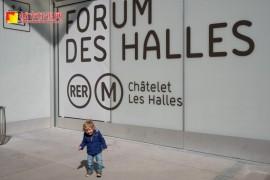 Les Halles食品市场导视系统设计