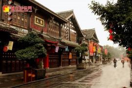 """四川省成都市""""文殊坊""""景区标识与公共服务设施设计制作"""
